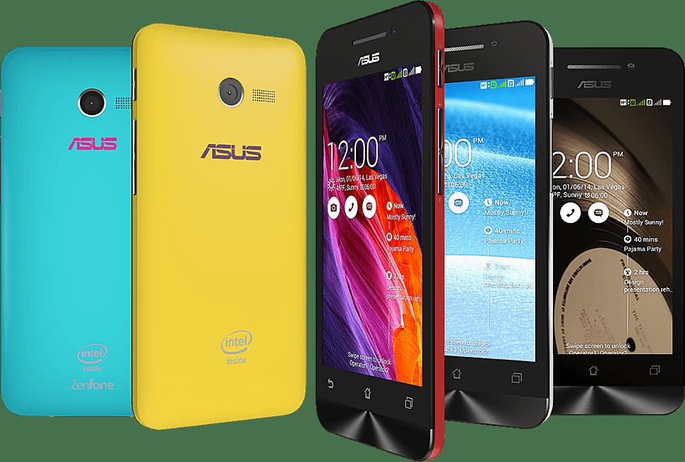 Spesifikasi dan Harga Asus Zenfone 4 Android Quad Core Terbaik dan Murah