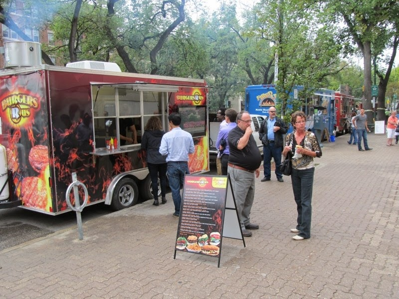 Healthy Eats Food Truck Winnipeg