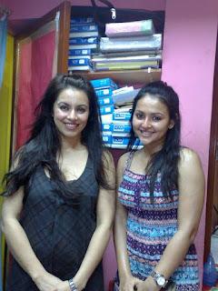 Megha Ghosh real life image6