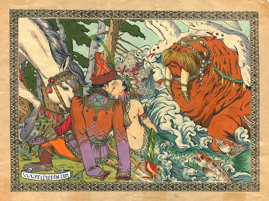 Russian Fairy Tale III
