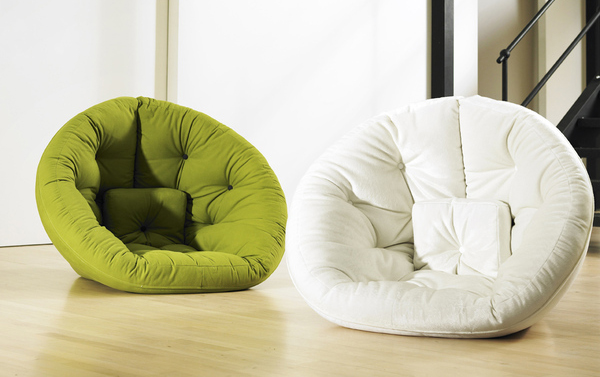 Nest Created By Industrial Designer From Denmark Anders Backe Is Perfect  For Small Spaces. Since It Consists Of Nothing But High Quality Futon  Mattress And ...