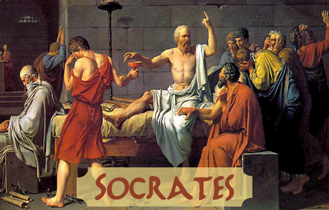 the charges filed against socrates by society