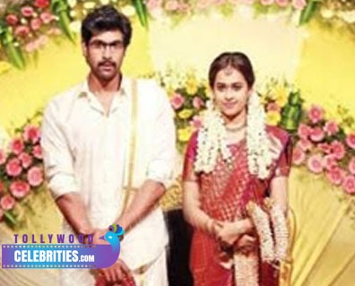 Rana wedding unwanted with small heroine?