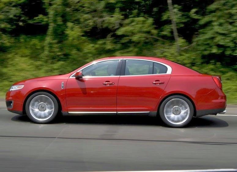 صور سيارة لينكولن ام  ام كي اس 2011 Lincoln MKS