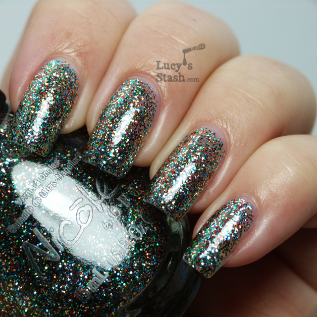 Lucy's Stash -  Nicole by OPI Kardashing Through The Snow