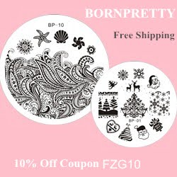 Born Pretty Store Discount Code - FZG10