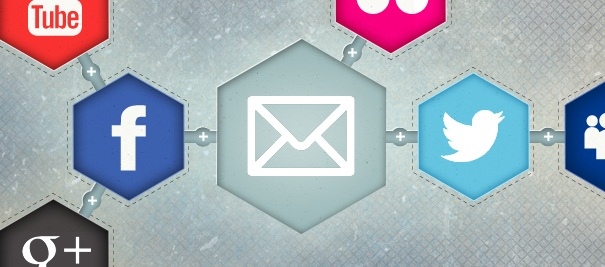 5 Remarkably Easy Ways to Integrate Social Media and Email Marketing
