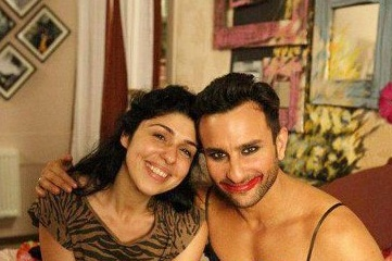 Saif Ali Khan's Wacky Avatar In Sheela Ki Jawani - Cocktail