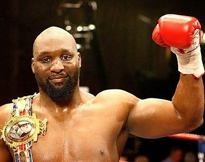 Danny Williams boxer