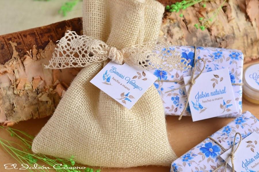 regalos navidad bolsitas perfumadas naturales