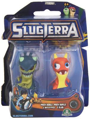 JUGUETES - SLUGTERRA  Pack 2 Slugs : Hop Jack y Bluster | Figuras - Muñecos  Giochi Preziosi 82597 | A partir de 4 años | Comprar en Amazon