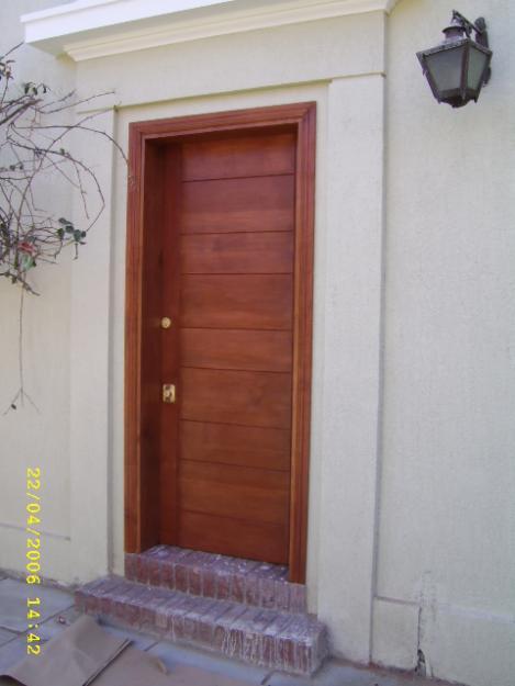 Carpinter a sotero puertas - Instalacion de puertas de madera ...