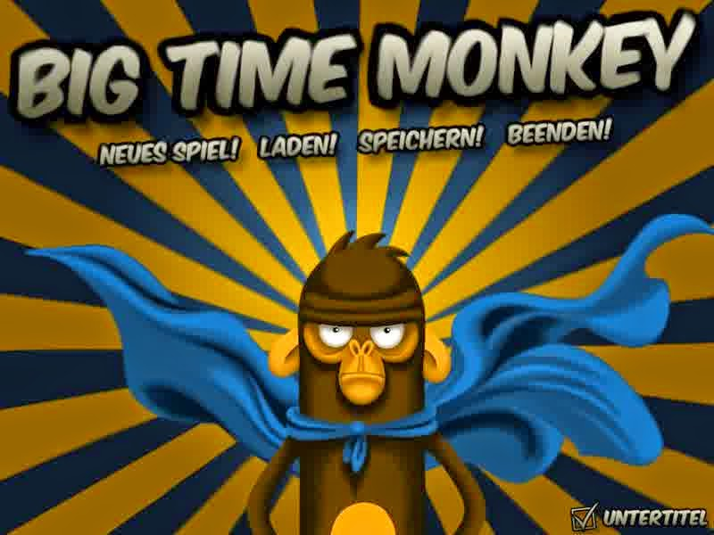 Game Big Time Monkey