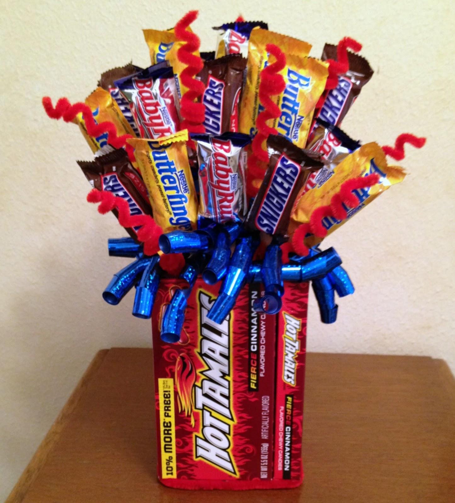 Candy bar tree ideas pixshark images galleries