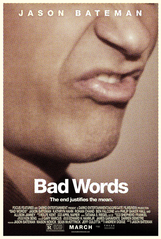 xem phim Lời Nói Trái Tai - Bad Words 2014 full hd vietsub online poster