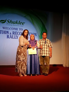 Motivation And Recogniton Rally dan Sambutan Raya Shaklee 2015 Meriah