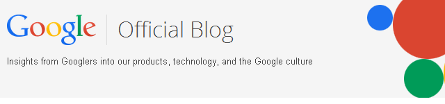 Google Official Blog