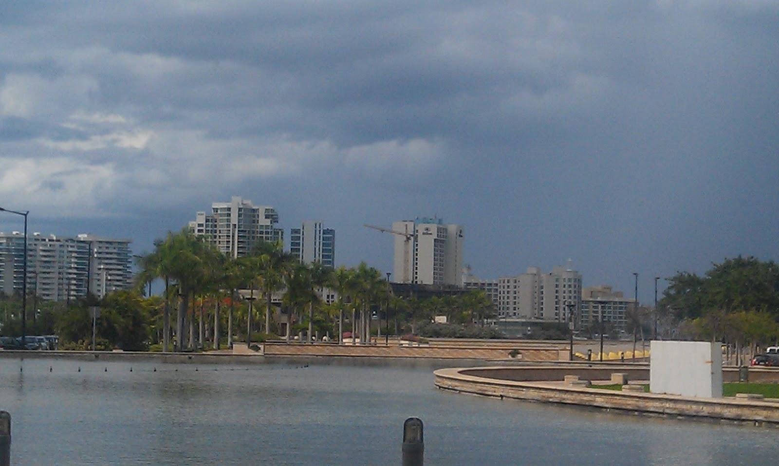 Scene of Puerto Rico