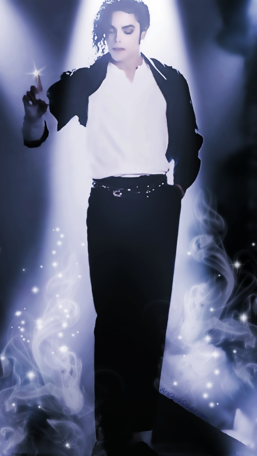 Michael Jackson Entertainer Digital Art