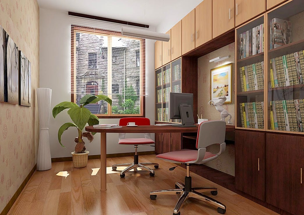 Ergonomic Home Office Decoration