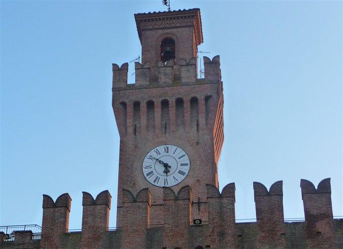 Castel San Pietro Terme - Torre Orologio