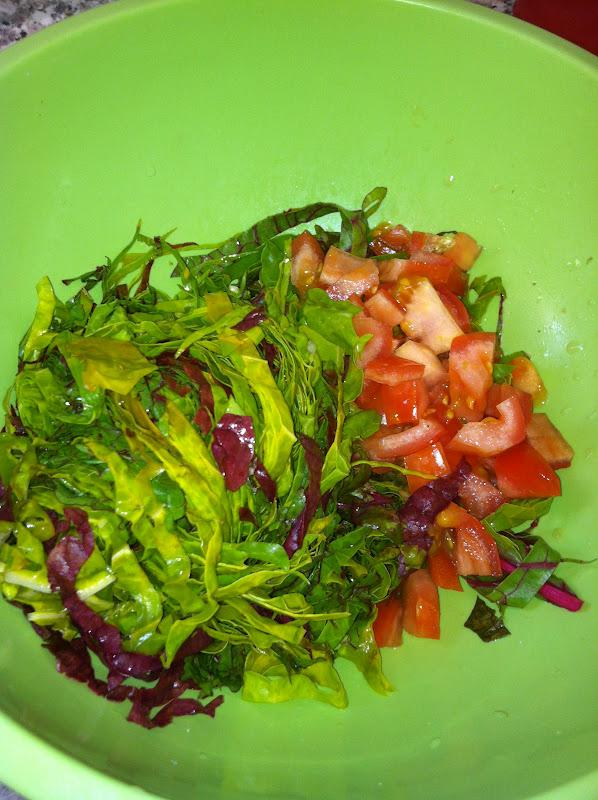 how to cook rainbow chard