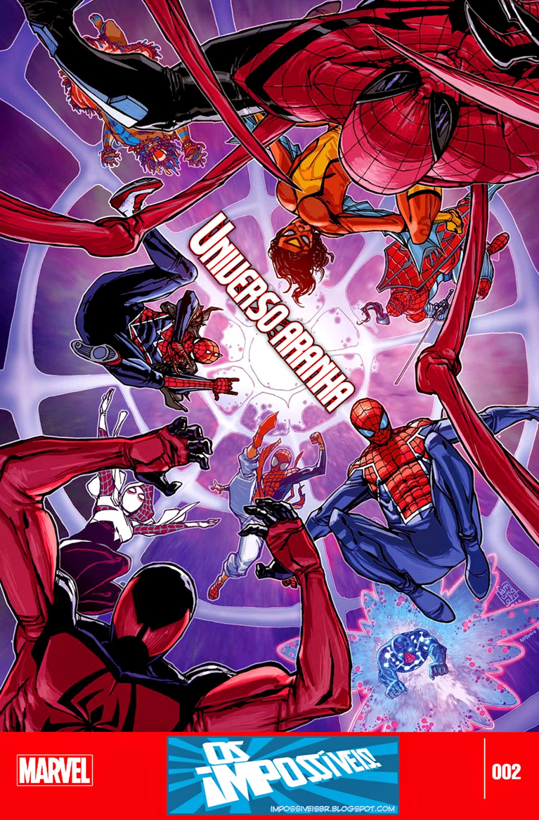 Universo-Aranha #2