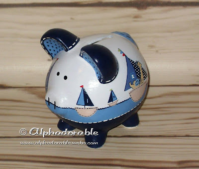 Alphadorable september 2013 - Nautical piggy banks ...