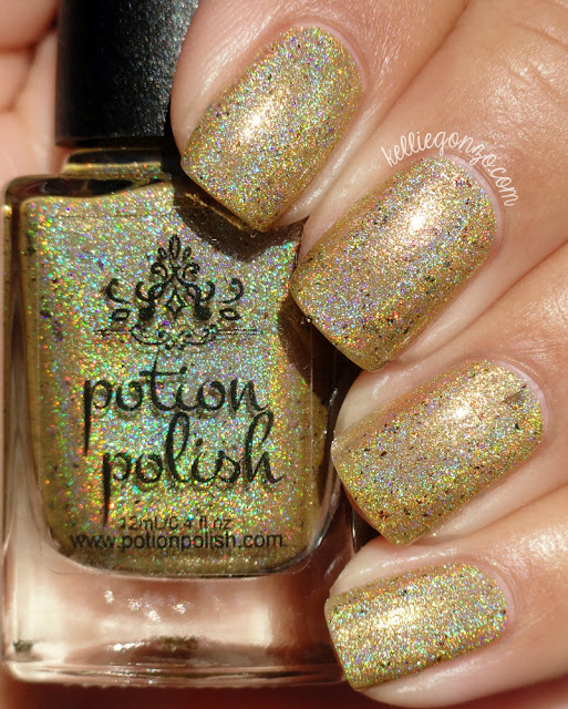 Potion Polish Treetop Angel
