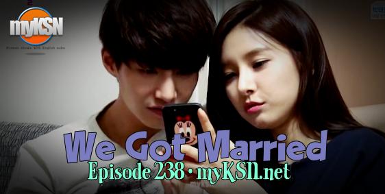 Butik Nuri Maulida We Got Married Episode 238 English Sub