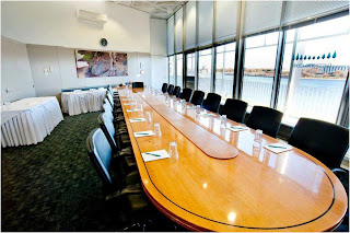 Canberra Business Event Centre Boardroom
