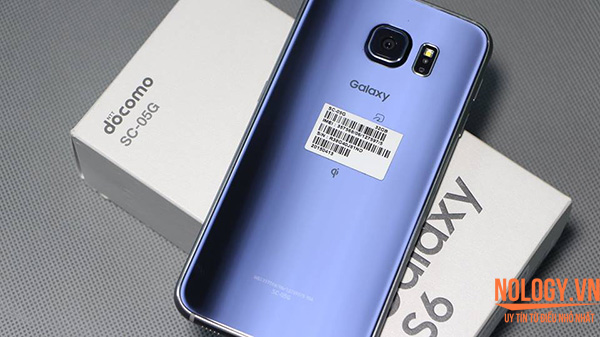 Camera Samsung Galaxy S6 Docomo