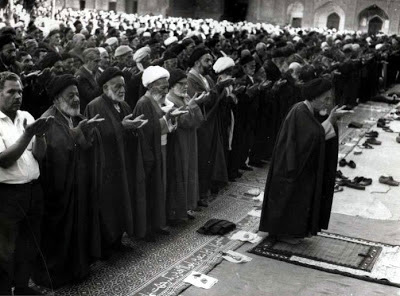 الصلاة جماعة - الاخبار عن الخيال