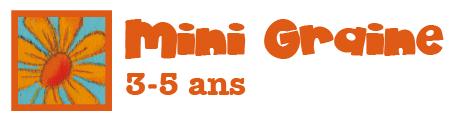 Abonnement Mini Graine de 3 à 5 ans- à découvrir sur www.pourpenser.fr