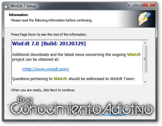Winedt 7 1 registration keygen Published on Tuesday 25th February 2014 19:0