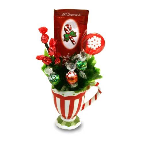 Faith in action christmas basket make take for How to make christmas food baskets