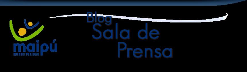 Sala de Prensa Municipalidad de Maipú