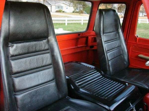 1965 Ford E100T Econoline Truck   Auto Restorationice