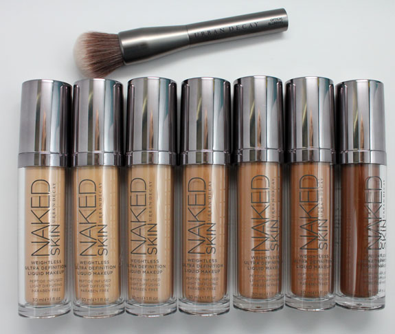 Urban decay naked skin foundation review galleries 8