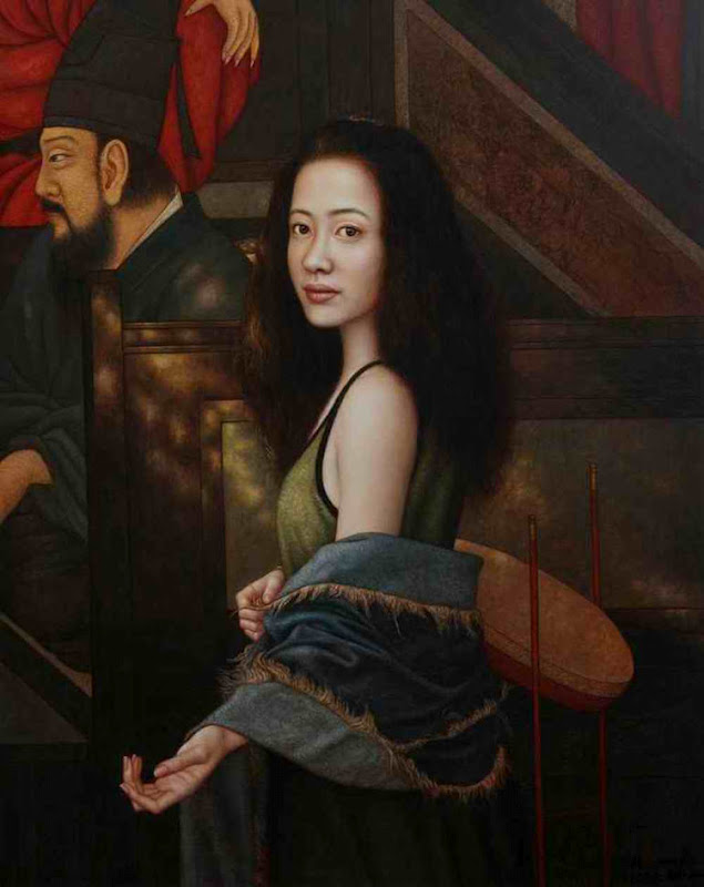 tr-art- 1: Ma Jing Hu
