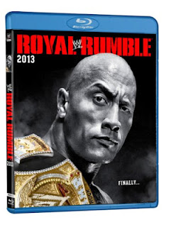 Blu Ray Royal Rumble 2013 sale