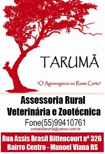 Tarumã - Assessoria Rural - Veterinária e Zootécnica