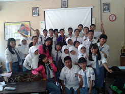 friendship of IPA 2 SMA 1 Rembang