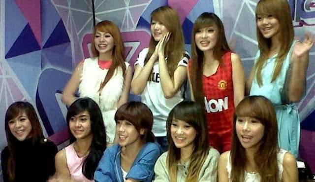 audisi member baru cherrybelle