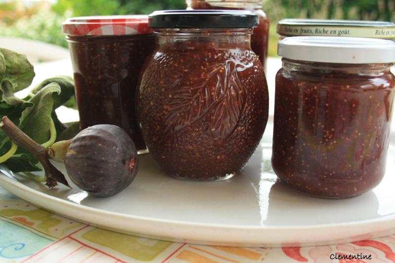 Le blog de clementine confiture de figues - Quand cueillir les figues ...