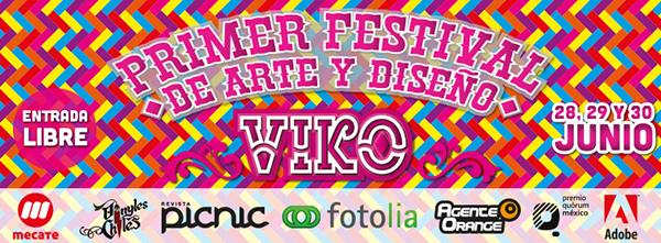 Primer Festival de Arte y Diseño VIKO