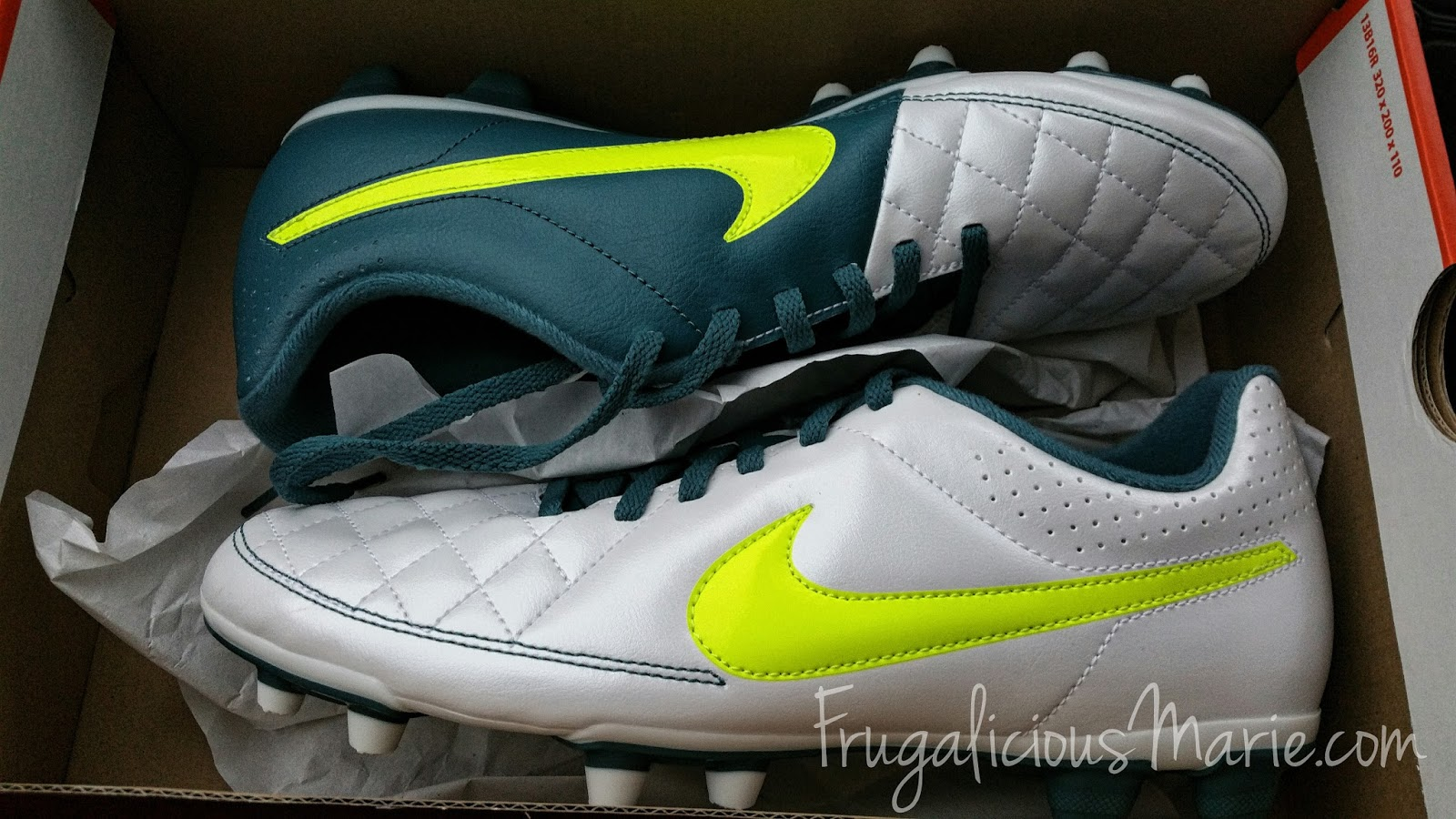 soccer cleats for 30 at sports authority