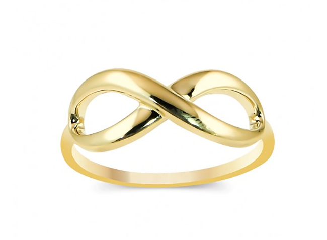 Valentine's Day Gift Ideas: Infinity Ring