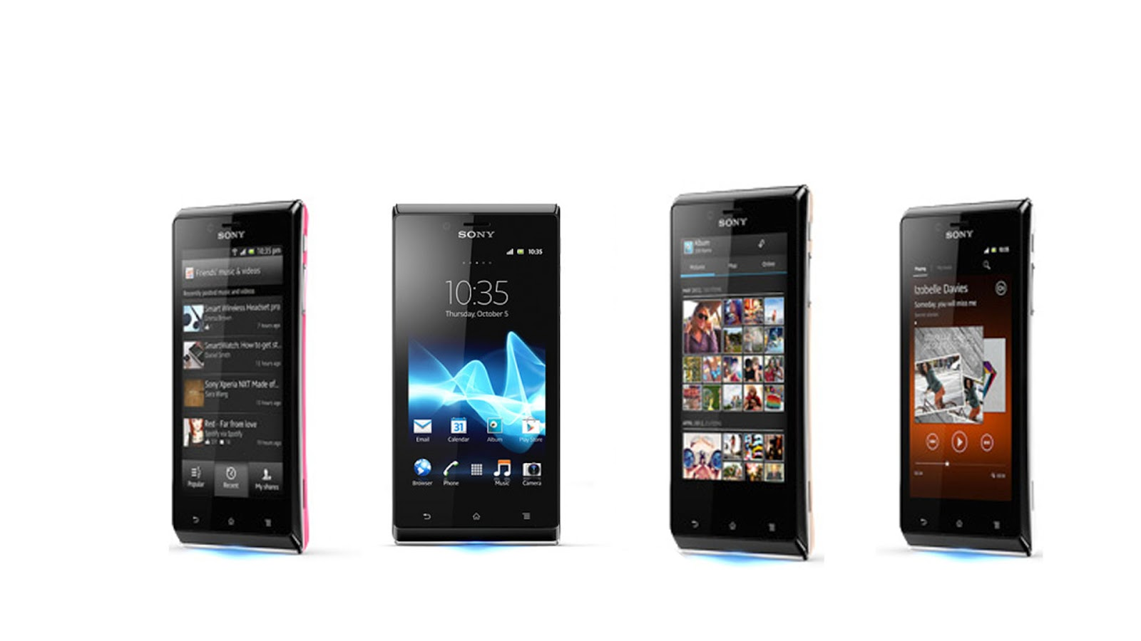 Sony Xperia J Features / Sony Xperia J Reviews: