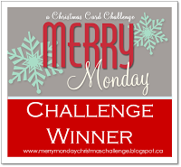 Merry Monday Winner